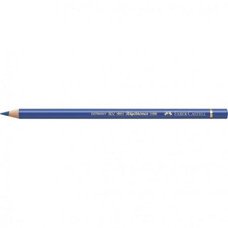 Crayon Faber Castell polychromos bleu cobalt verdâtre 144 à l'unité