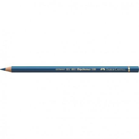 Crayon Faber Castell polychromos bleu turquoise 149 à l'unité