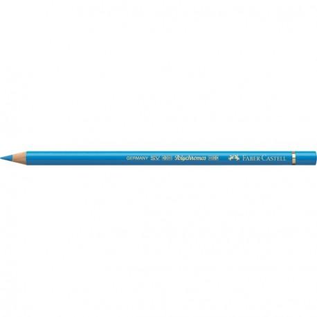 Crayon Faber Castell polychromos bleu phtalo moyen 152 à l'unité