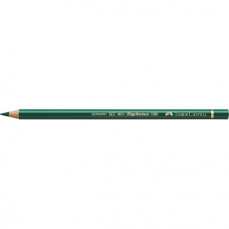 Crayon Faber Castell polychromos vert Hooker 159 à l'unité
