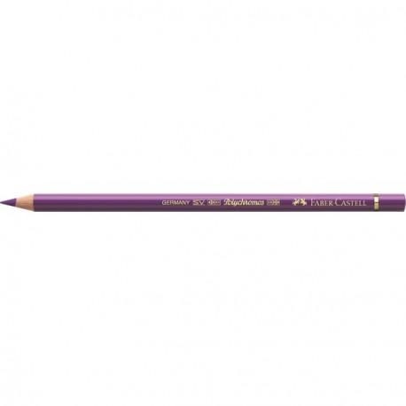Crayon Faber Castell polychromos violet manganèse 160 à l'unité