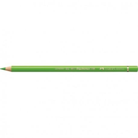 Crayon Faber Castell polychromos vert herbe 166 à l'unité