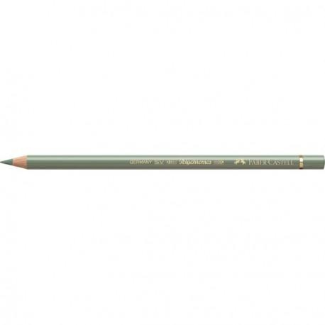Crayon Faber Castell polychromos terre verte 172 à l'unité