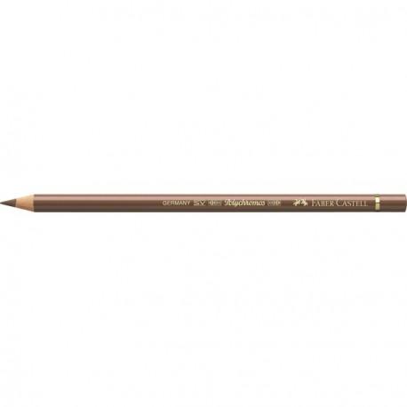 Crayon Faber Castell polychromos bistre 179 à l'unité
