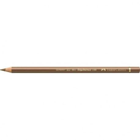 Crayon Faber Castell polychromos terre d'ombre 180 à l'unité