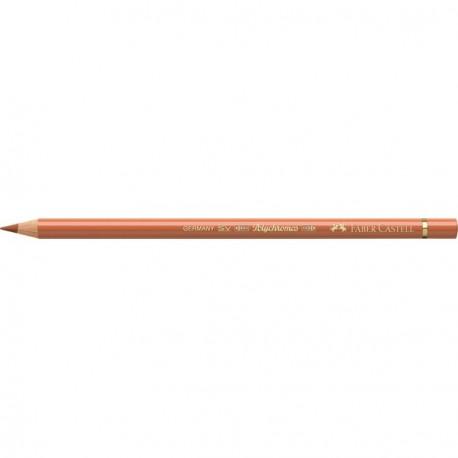 Crayon Faber Castell polychromos ocre brûlée 187 à l'unité