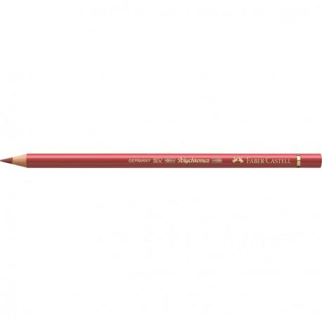 Crayon Faber Castell polychromos rouge Pompéi 191 à l'unité