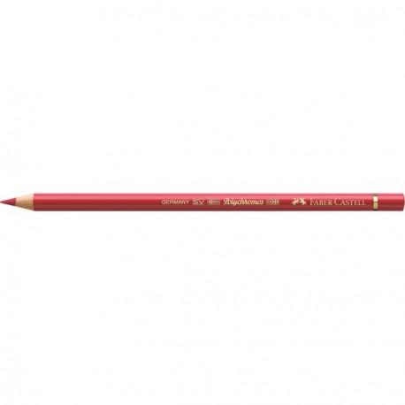 Crayon Faber Castell polychromos écarlate intense 219 à l'unité