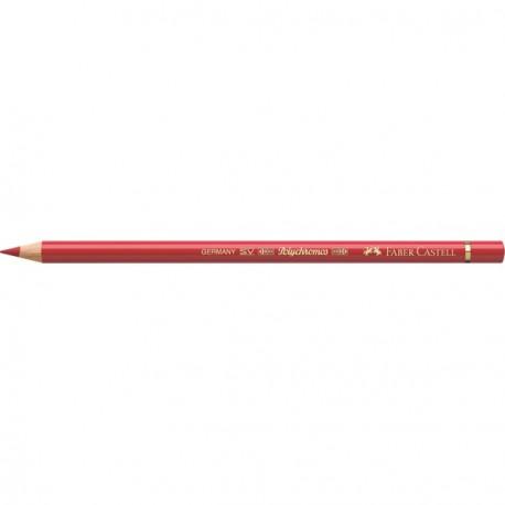 Crayon Faber Castell polychromos rouge profond 223 à l'unité