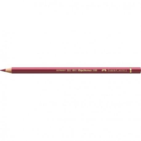 Crayon Faber Castell polychromos rouge foncé 225 à l'unité