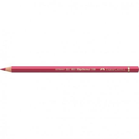 Crayon Faber Castell polychromos cramoisi alizarine 226 à l'unité