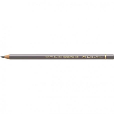 Crayon Faber Castell polychromos gris froid IV 233 à l'unité