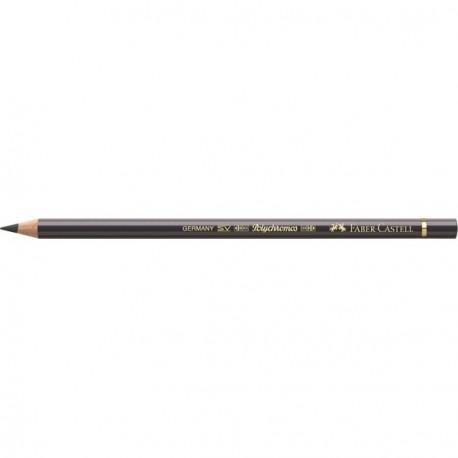 Crayon Faber Castell polychromos gris froid VI 235 à l'unité
