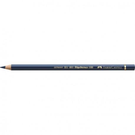 Crayon Faber Castell polychromos bleu de prusse 246 à l'unité
