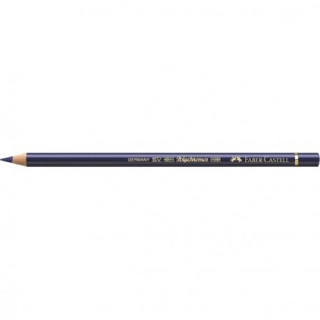 Crayon Faber Castell polychromos bleu indianthrène 247 à l'unité