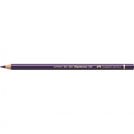 Crayon Faber Castell polychromos mauve 249 à l'unité