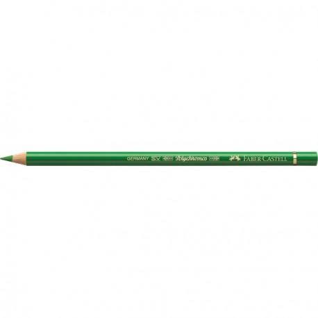 Crayon Faber Castell polychromos vert permanent olive 266 à l'unité
