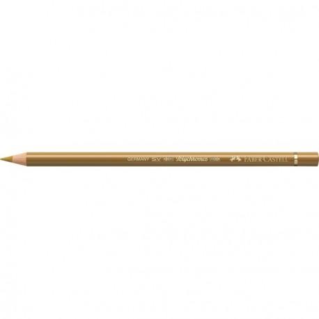 Crayon Faber Castell polychromos vert doré 268 à l'unité