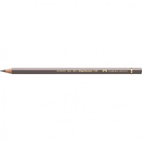Crayon Faber Castell polychromos gris chaud IV 273 à l'unité
