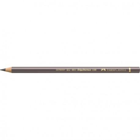 Crayon Faber Castell polychromos gris chaud V 274 à l'unité