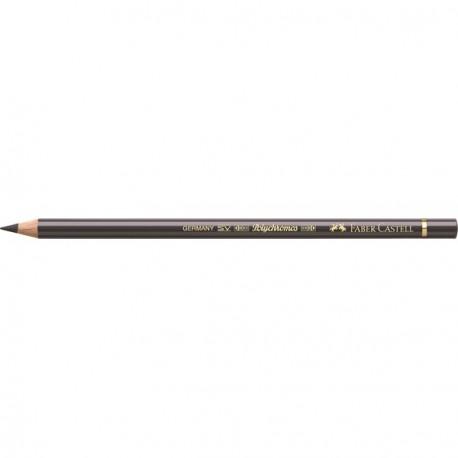 Crayon Faber Castell polychromos gris chaud VI 275 à l'unité