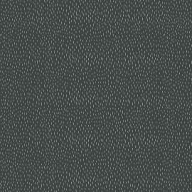 Feuilles décopatch pelages rigolos noir et gris