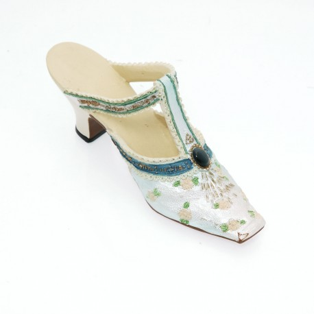 Chaussure miniature de collection festival