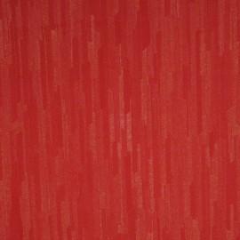 Papier simili cuir mica rouge