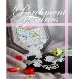 Livre Pergamano Parchment Fairies 2014