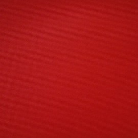 Papier uni picot rouge
