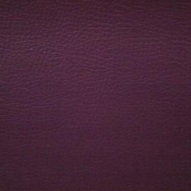 Papier simili cuir pellana prune