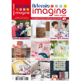 Magazine Artemio Imagine n°27 avril mai juin 2014
