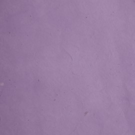 Papier népalais lokta violet lilas