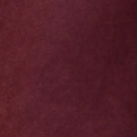 Papier népalais lokta bordeaux aubergine