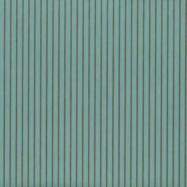 Papier à motifs marine vert ligne choco