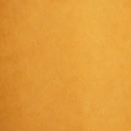 Papier népalais lokta ocre jaune