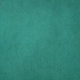 Papier népalais lokta vert émeraude