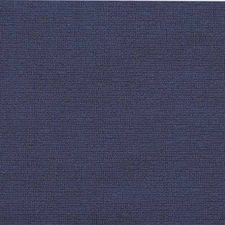 Papier uni kazar bleu marine