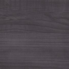 Papier simili cuir forest noir imitation bois