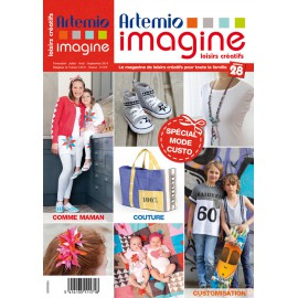 Magazine Artemio Imagine n°28 juil aout sept 2014