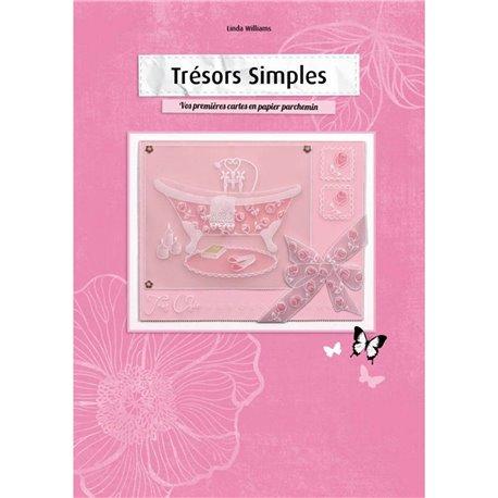 Livre Pergamano trésors simples de Linda Williams