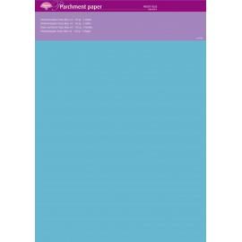 Pergamano papier parchemin bleu glace 62913