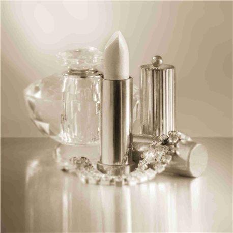 Reproduction rouge à lèvre et parfum glamour et vintage