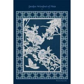 Modèles Julie Roces patron Pergamano Garden Windows of Asia pattern 1