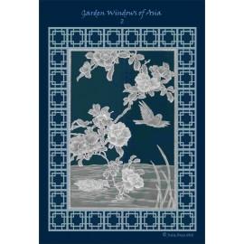 Modèles Julie Roces patron Pergamano Garden Windows of Asia pattern 2