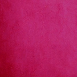 Papier népalais lokta rose fushia 50x70