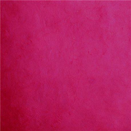 Papier n palais lokta fantaisie rose fushia achat vente for Peinture rose fushia