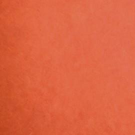 Papier népalais lokta orange paprika 50x70