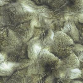 Feuilles décopatch motifs imitation pelage