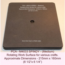ParchCraft Australia spindy tapis rotatif medium